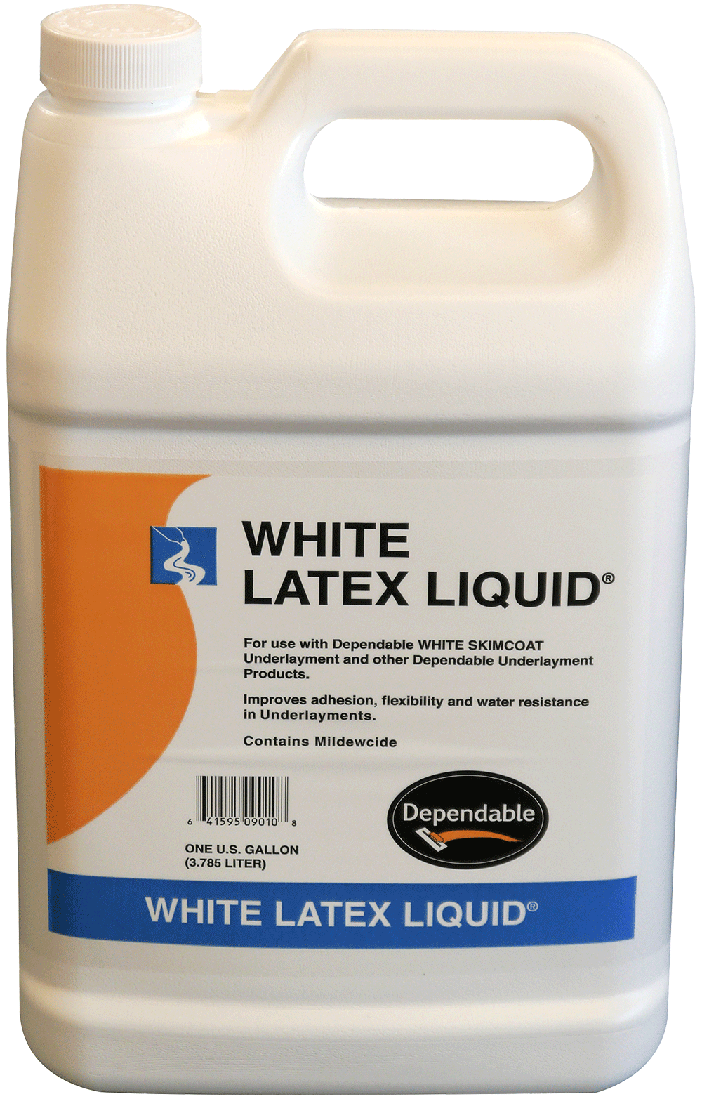 White Latex Liquid 174 Dependable Floor Products