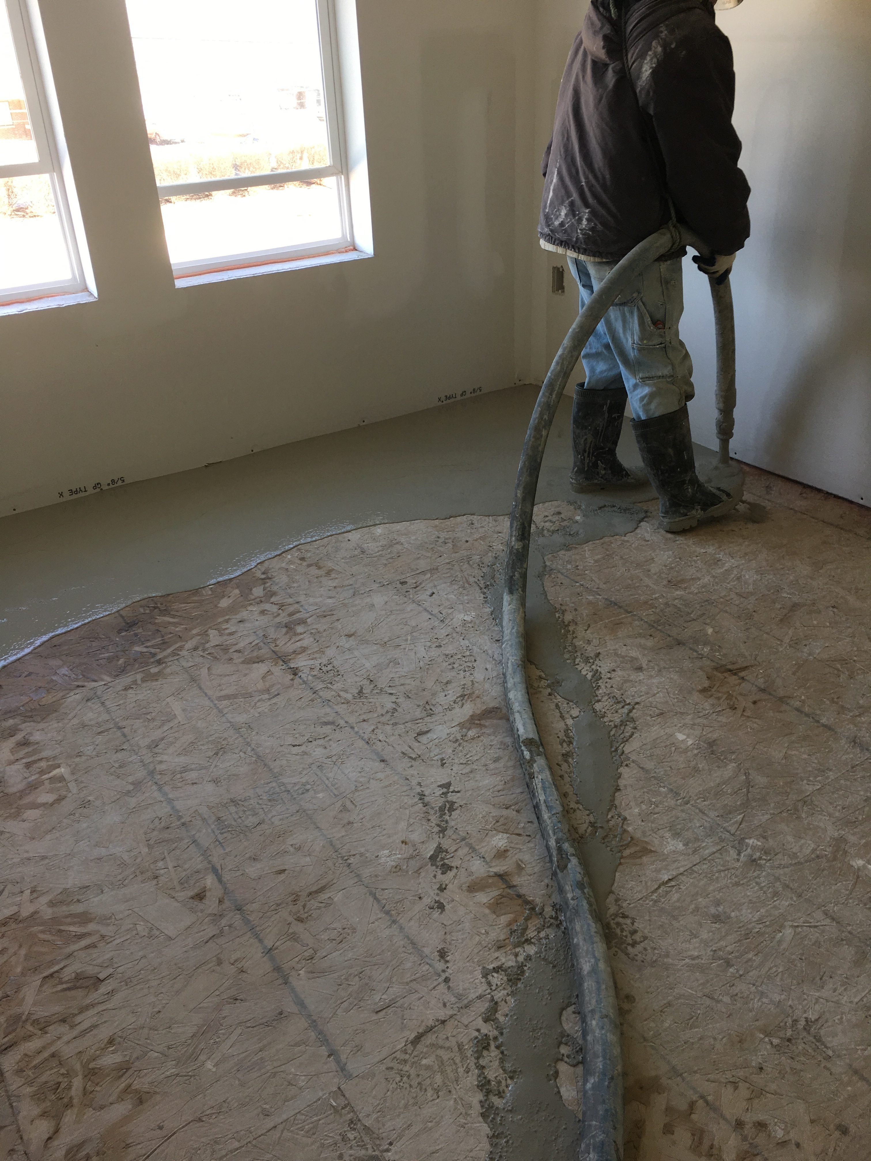 Project Profile Using Gsl K2 6 Dependable Floor Products